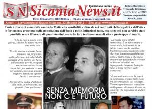 Davide Cufalo, editore di Sicania News